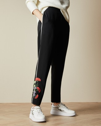 Ted Baker KINALEE Highland embroidered joggers
