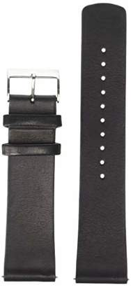 Skagen Men's 22mm Leather Casual Watch Strap