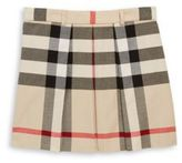Burberry Girl's Lovely Cotton Skirt
