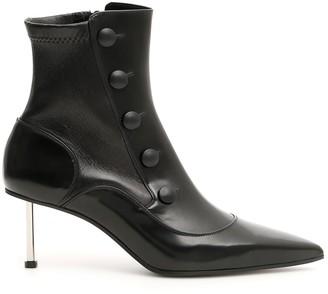 Alexander McQueen Victorian Ankle Boots