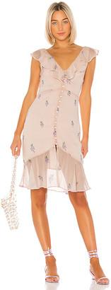 LPA Ciro Embroidered Dress