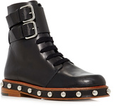 RED Valentino Studded Biker Boot