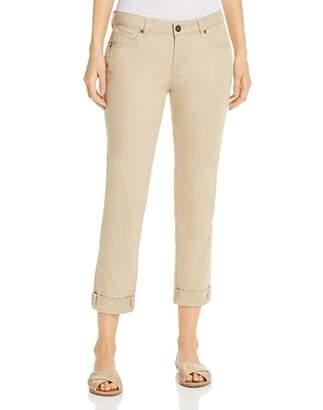 Jag Jeans Style Portfolio Carter Girlfriend Skinny Jeans in Khaki