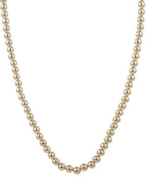 Ralph Lauren Ralph Beaded Toggle Necklace, 17
