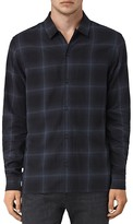 AllSaints Volborg Slim Fit Button-Down Shirt