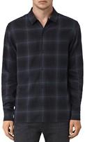 AllSaints Volborg Slim Fit Button Down Shirt