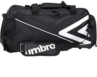 Umbro Pro Training Small Holdall Black/White
