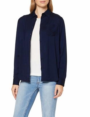 Wrangler Women's Regular 1 Pkt Shirt Blouse