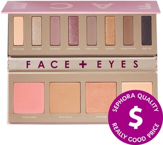 SEPHORA COLLECTION - Eyeshadow and Face Multi Palette