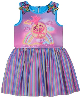Pippa & Julie x DreamWorks Trolls Rainbow Dress