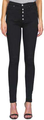 Black Orchid Christie Super High Rise Skinny Leg
