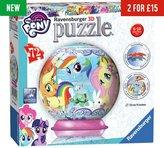 Ravensburger My Little Pony 3D Puzzleball - 72 Pieces