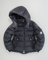 Moncler Chevalier Quilted Coat, Sizes 4-6