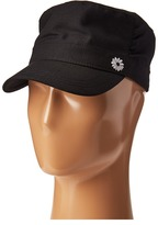 Life is Good Daisy Pleated Cadet Traditional Hats