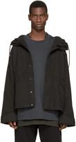 Yeezy Black Hooded Jacket