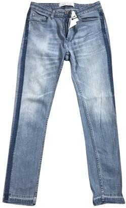 IRO Spring Summer 2019 Blue Cotton - elasthane Jeans