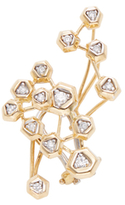 Maiyet 18K Yellow Gold & Diamond Constellation Cluster Single Earring