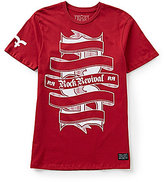 Rock Revival Ribbon Logo Graphic Short-Sleeve Tee