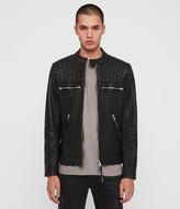 AllSaints Amersham Leather Biker Jacket