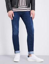 Diesel Sleenker skinny mid-rise jeans