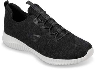 Skechers Wash-A-Wool Elite Flex Slip-On Sneaker - Men's