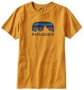Patagonia Men's Fitz Roy Windshield Tri-Blend T-Shirt