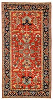 """Solo Rugs Ziegler Area Rug - Red, 5'3"""" x 9'10"""""""