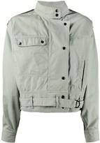 Etoile Isabel Marant oversized bomber-style jacket
