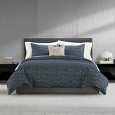 Vera Wang Simply Vera Textured Chenille Duvet Cover Set