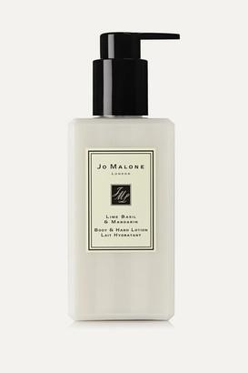 Jo Malone Lime Basil & Mandarin Body & Hand Lotion, 250ml - one size