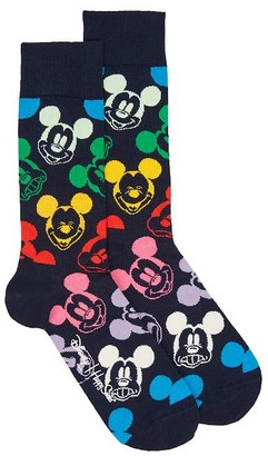 Happy Socks Disney Colorful Character Crew Socks