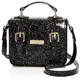 Kate Spade Girls' Glitter Scout Crossbody Bag