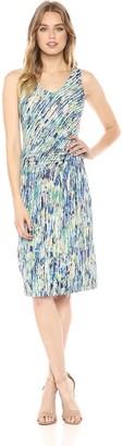 Nic+Zoe Women's Mirage Twist Dress