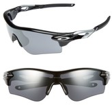 Oakley Men's Radarlock Path 66Mm Sunglasses - Black