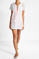 OndadeMar Cotton Mini Dress