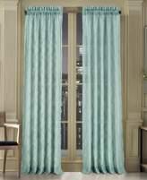 "J Queen New York Gemstone Sheer 50"" x 108"" Rod Pocket Curtain Panel"