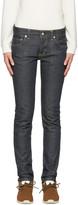 Visvim Blue Social Sculptures Jeans