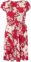**Billie & Blossom pink floral dress