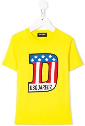 DSQUARED2 D T-shirt