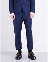 Vivienne Westwood Regular-fit Wool Trousers