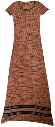 Jucca Pink Cotton Dresses