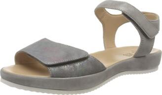ara Women's Ankle Strap Flat Sandal