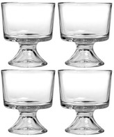 Anchor Hocking Set of 4 Presence 4 Mini Trifle Bowls