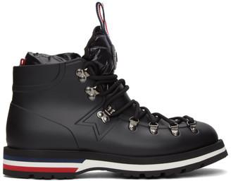 Moncler Black Down Henoc Boots