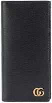 Gucci GG Marmont portfolio wallet - men - Calf Leather - One Size