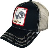 Goorin Bros. Men's Rooster 'Cock' Patch Trucker Hat Cap