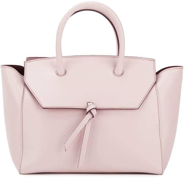 Alexandra de Curtis Midi Loren Tote Blush Pink