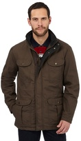 Maine New England Brown Six Pocket Coat