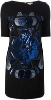 P.A.R.O.S.H. 'Sejey' sequined dress