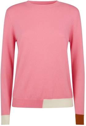 Chinti and Parker Cashmere Colourblock Sweater